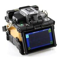 Original Korea INNO IFS 55 FTTH Fiber fusion splicer Touch screen IFS 55 Fiber Optic Splicing Machine ARC Multi function