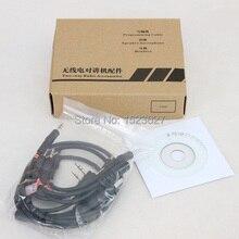 6 in 1 USB Program Programming Cable For KENWOOD HYT ICOM YAESU BaoFeng UV-5R UV-B6 BF-888S TG-UV2 KG-UVD1P etc. Radios