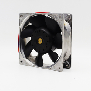 Image 4 - 1個12038 12v 1.9A 9GL1212V1J03 120*120*38ミリメートル120ミリメートルアルミ高温防水オートバイ修正された暴力的な冷却ファン