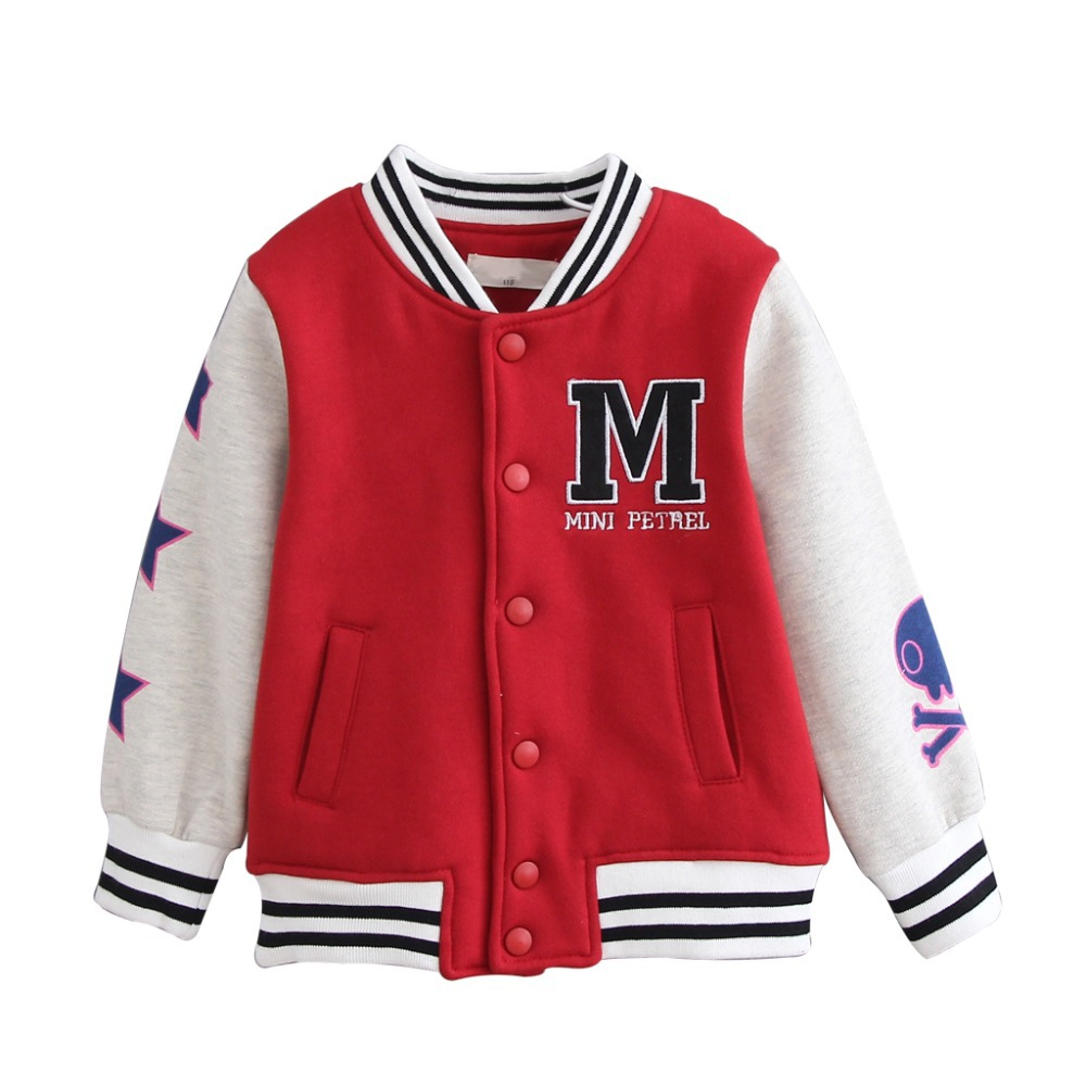 Red Jacket Baseball Shirts Promotion-Shop for Promotional Red ...