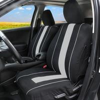 TIROL Car Seat Covers Universal 9PCS Full Set Automobile Seat Covers for ford focus 2 bmw e46 vw passat b5 volvo skoda yeti