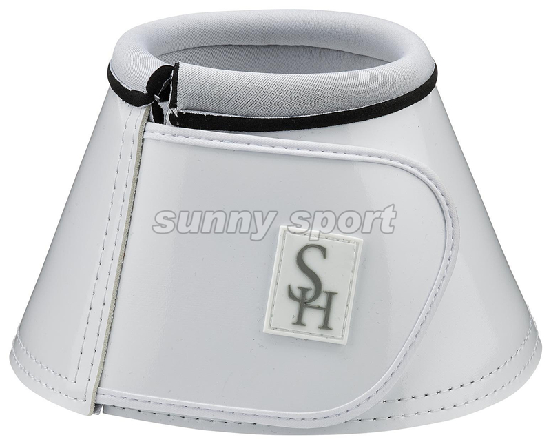 High Quality Circular Rubber Shoe Buckle Personality Pidding Benzene Protect Horseshoe Equestrian Dressage Equipment