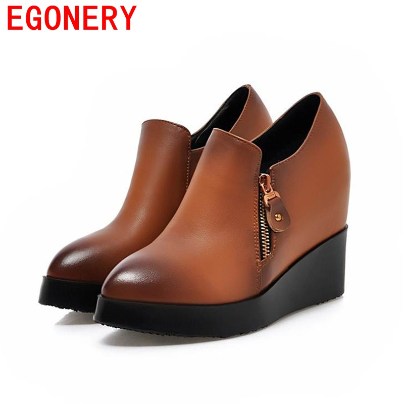 Online Get Cheap Brown Dress Shoes for Women -Aliexpress.com ...