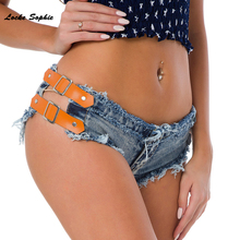 Low waist Sexy Women's jeans denim shorts 2019 Sum
