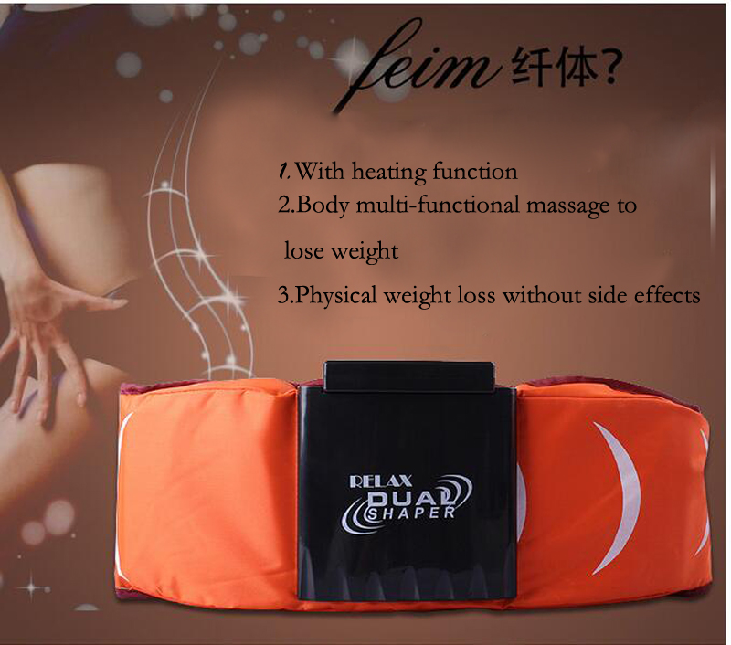 Ab slimming vibration vibrating massager belt  (2)