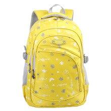 Ортопедические детские школьные сумки для мальчиков и девочек водонепроницаемый рюкзак туристический рюкзак детский основной Escolar ранец Mochila Infantil