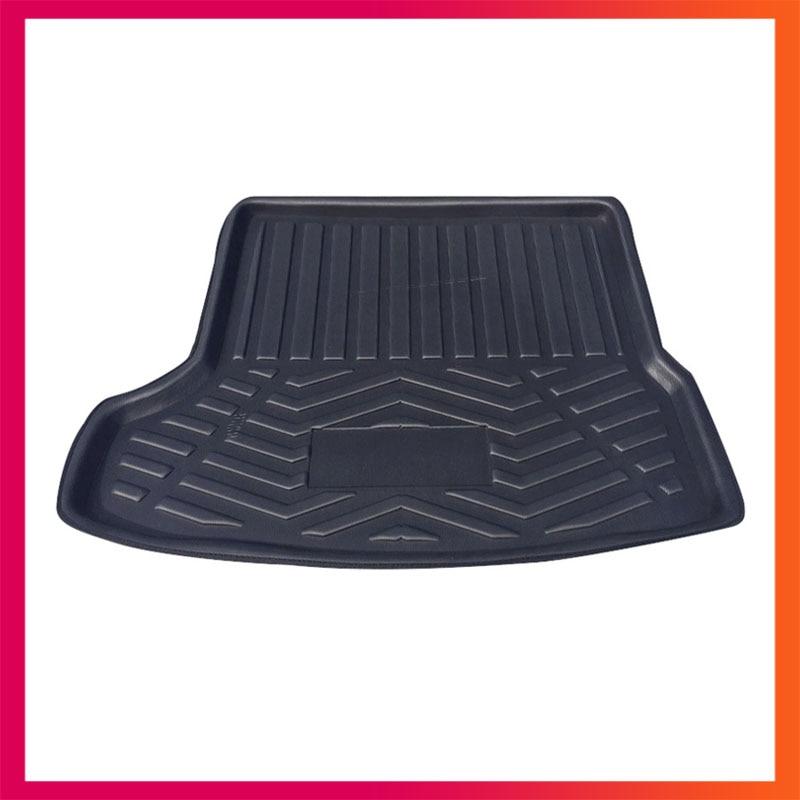 For Mazda 3 Axela 2014 2015 2016 2017 2018 Sedan Boot Mat Rear Trunk Liner Cargo Floor Tray Carpet Protector Car Accessories