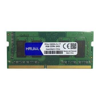 HRUIYL Laptop RAM Memory DDR4 With 4GB 8GB 16GB Memory Capacity