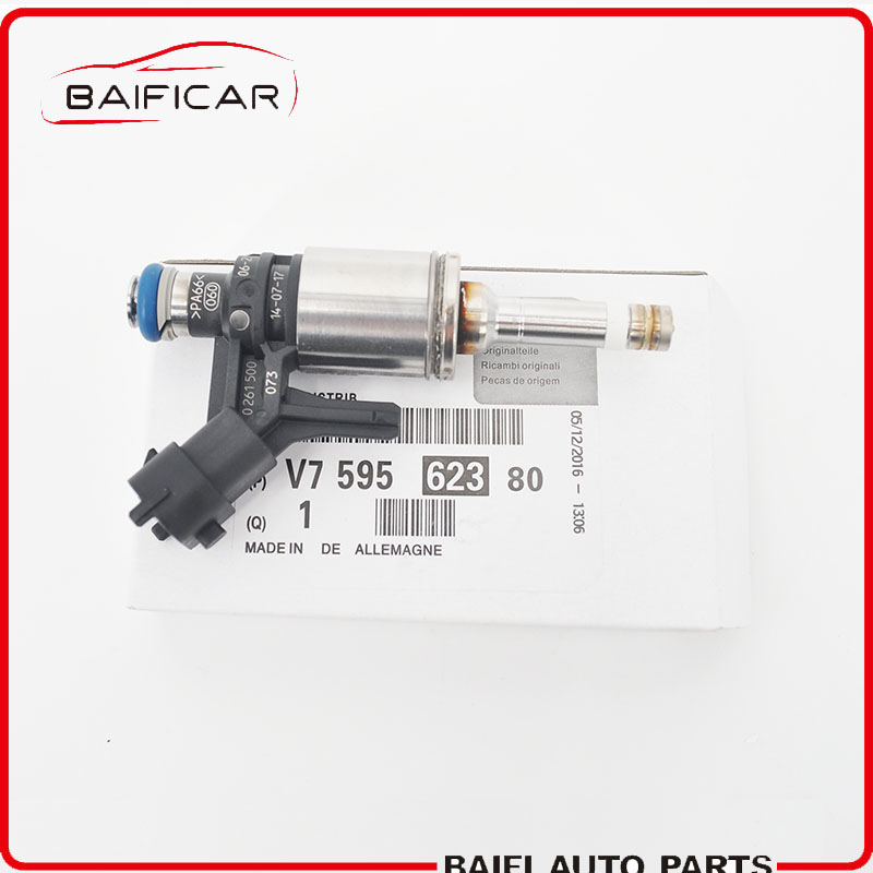 Baificar Brand New Genuine Fuel Injector Valve 1984H5 V759562380 For Peugeot 3008 308CC 308SW RCZ 408