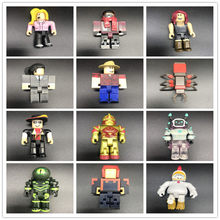 Roblox Robot Mr Bling Bling Characters Action Figures Champions of Roblox Games Figurines Toys Mermaid Action Toys Kids Gift(China)