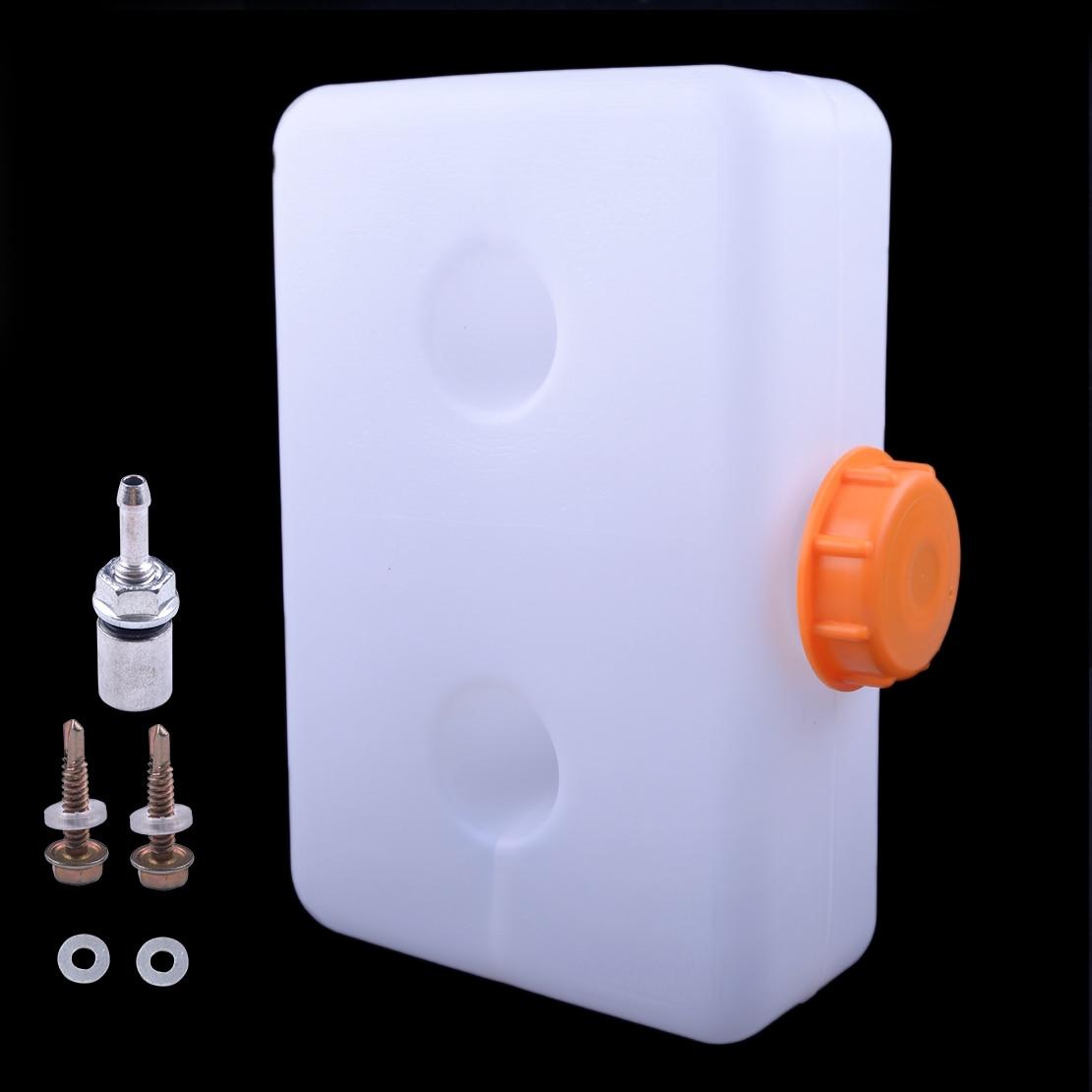 CITALL New 5L Fuel Tank Capacity White Plastic Parking Heater for Webasto Eberspacher Car Truck Boat Caravan