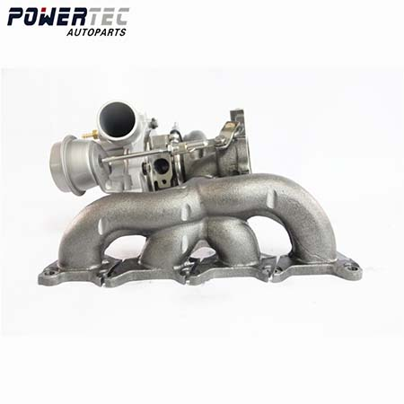 For VW Polo V Scirocco <font><b>Tiguan</b></font> <font><b>1.4</b></font> <font><b>TSI</b></font> BWK CAVE 03C145701T / 03C145701K Turbo charger New K03 turbine 53039880248 53039880150 image