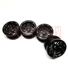 4Pcs Aluminum Alloy 2.2 Beadlock Wheels Rims for RC Crawler WRAITH Rc Car Part