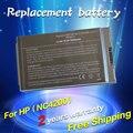 JIGU Laptop Battery 381373-001 383510-001 HSTNN-IB12 HSTNN-UB12 PB991A For HP Compaq 4200 NC4200 NC4400 TC4200 TC4400 4400mah