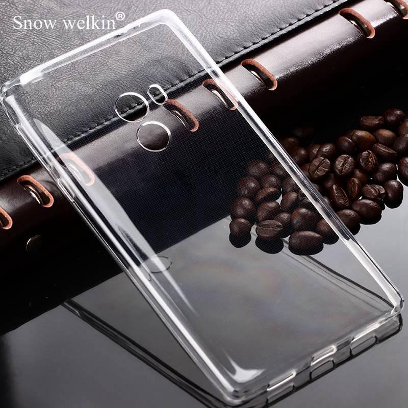 2019 Mode Schnee Welkin Klare Silikon-weicher Ultra Thin Tpu Telefon Rückseite Fall Für Xiaomi Mi Hinweis 2 3 Anmerkung3 Mix 2 Mix Pro Evo Max 2 3 Max3