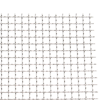 60x90cm Woven Wire 304 Stainless Steel Filtration Grill Sheet Filter 4 Mesh