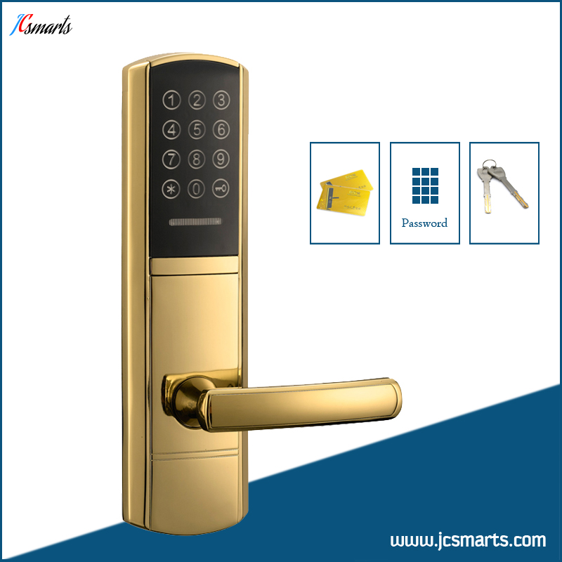 Smart door locks electronic keyless key code lock for home smart keyless biometric fingerprint door lock intelligent security electronic door locks
