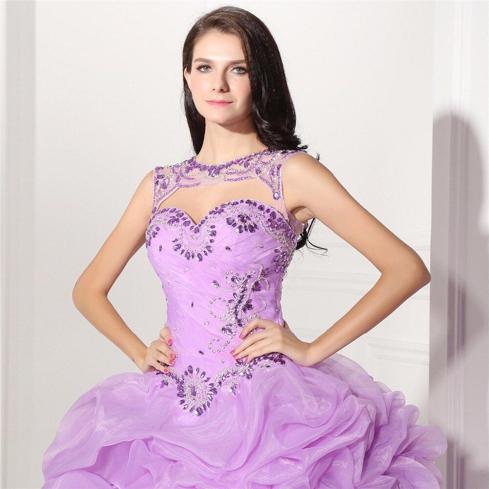 Vistoso Bola Púrpura Vestidos Vestido De Gala Molde - Ideas de ...