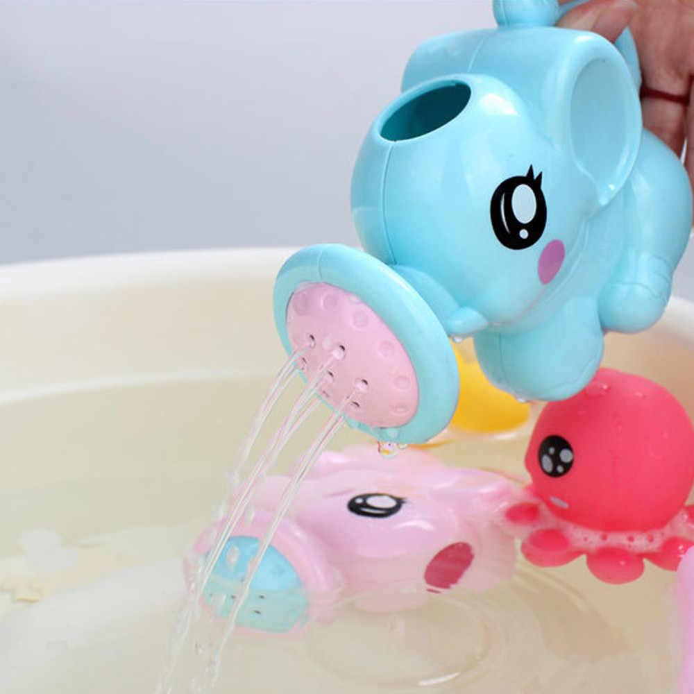 Милые животные Детские Игрушки для ванны для детей душ Играть Вода пляж игрушки Ванна для купания Ванная игра игрушка для детей Подарки