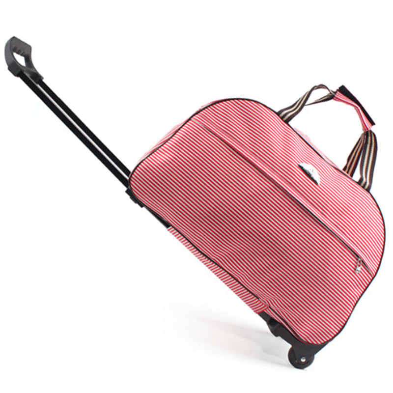Rolling Luggage Women&Men Trolley Travel Bags Hand Trolley Unisex Bag Travel Bags Suitcase With Wheels Sac Board Chassis bag