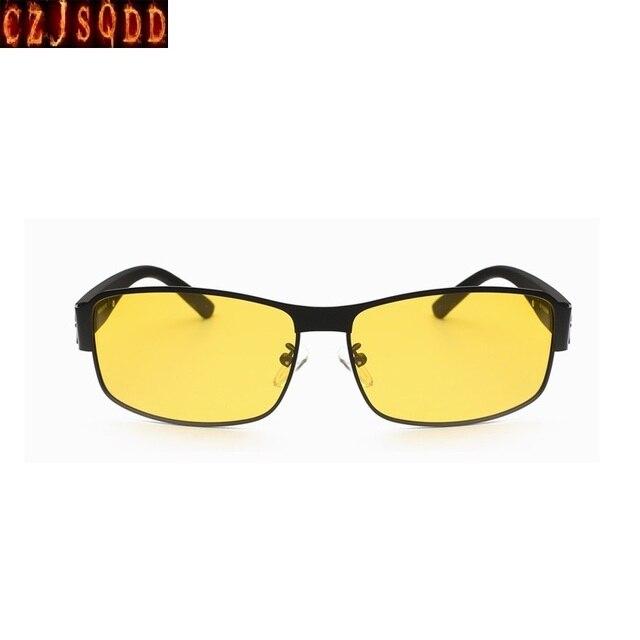 16ddf44044 CZJSQDD Y7 Amantes Día Polarizada y Gafas de Visión Nocturna Amarillo Rana  Gafas de Conducción gafas