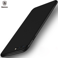 Baseus Frosted Case For iPhone 7 Plus Cover Case Ultra Thin Slim Matte Protective Shell For iPhone 7 Back Cover Funda