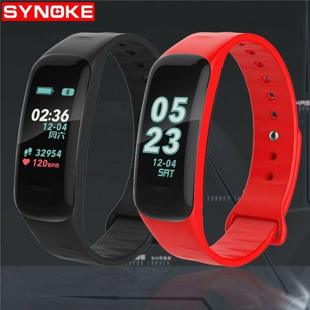 New Fashion Waterproof Smart Watch Women&Men Ladies&Male Heart Rate Sleep Blood