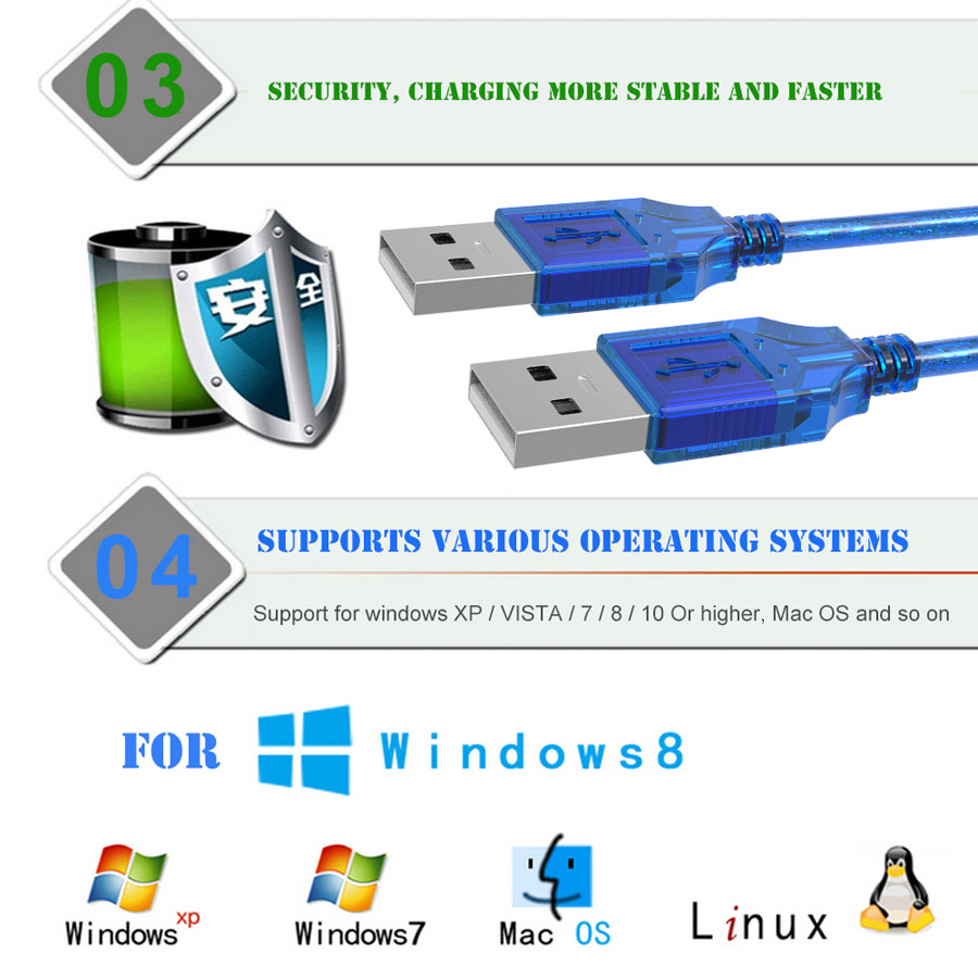 USB 2.0 male to male (4)