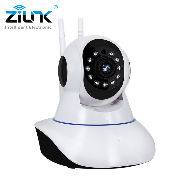 ZILNK IP Camera WI-FI Wireless 1080P HD Baby Monitor Home Security CCTV Camera Motion Detection Night Vision howell wireless security hd 960p wifi ip camera p2p pan tilt motion detection video baby monitor 2 way audio and ir night vision