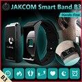 Jakcom b3 smart watch novo produto de rádio como kit de rádio fm de madeira rádio tecsun pl