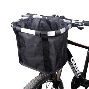 Handlebar Pannier Pouch Bicycle-Basket Carryings-Holder Biking Front-Baggage-Bag Cycling