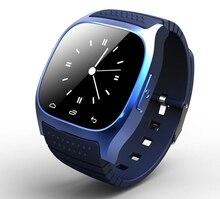 Wasserdichte Smartwatch Mit LED Alitmeter Musik-player Smart Watch Outdoor Sport Schrittzähler Uhr Schlafen Pulsmesser Kompass