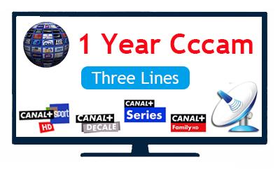 CCCAM 3