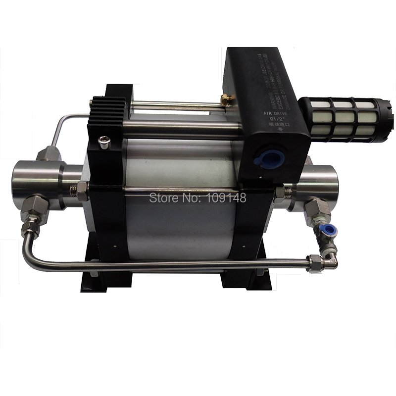 US $950 0 |New arrival Wellness Model :AT130 1000 bar or 15000 PSI high  pressure air liquid pump ,air driven oil pump for testing-in Pneumatic  Parts