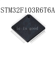 5PCS/LOT STM32F103R6T6A STM32F103 R6T6A LQFP-64 Best quality