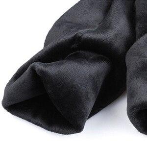 Image 5 - SVOKOR S XL New 2018 For Winter Leggings Womens Warm Leggings High Waist Thick Velvet Legging All match Leggings Women 8 Colors