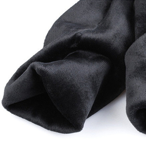 Image 5 - SVOKOR S XL Nuevo 2018 para polainas de invierno mujeres calientes Leggings de alta cintura gruesa de terciopelo Legging All match Leggings mujeres 8 colores