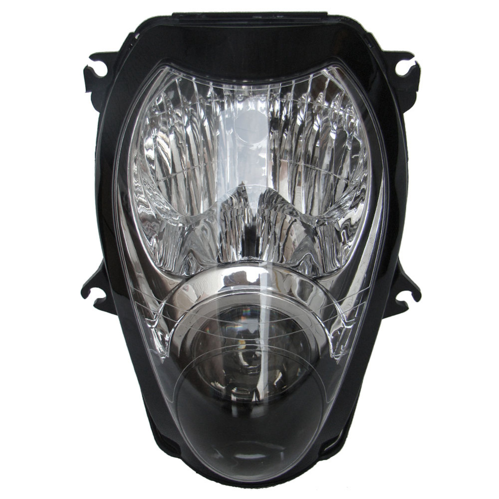 Headlight for SUZUKI HAYABUSA GSXR1300 1999-2007 Front Headlamp Assembly Clear