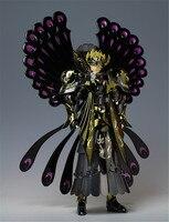 Anime Saint Seiya Action Figure Specters Myth Cloth Thanatos and Hypnos Sleep God Collectible Model toy