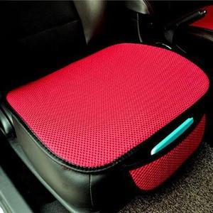 Image 1 - Almofada do assento de carro capa de assento esteira para acessórios automóveis cadeira escritório almofada quatro estações geral universal antiderrapante