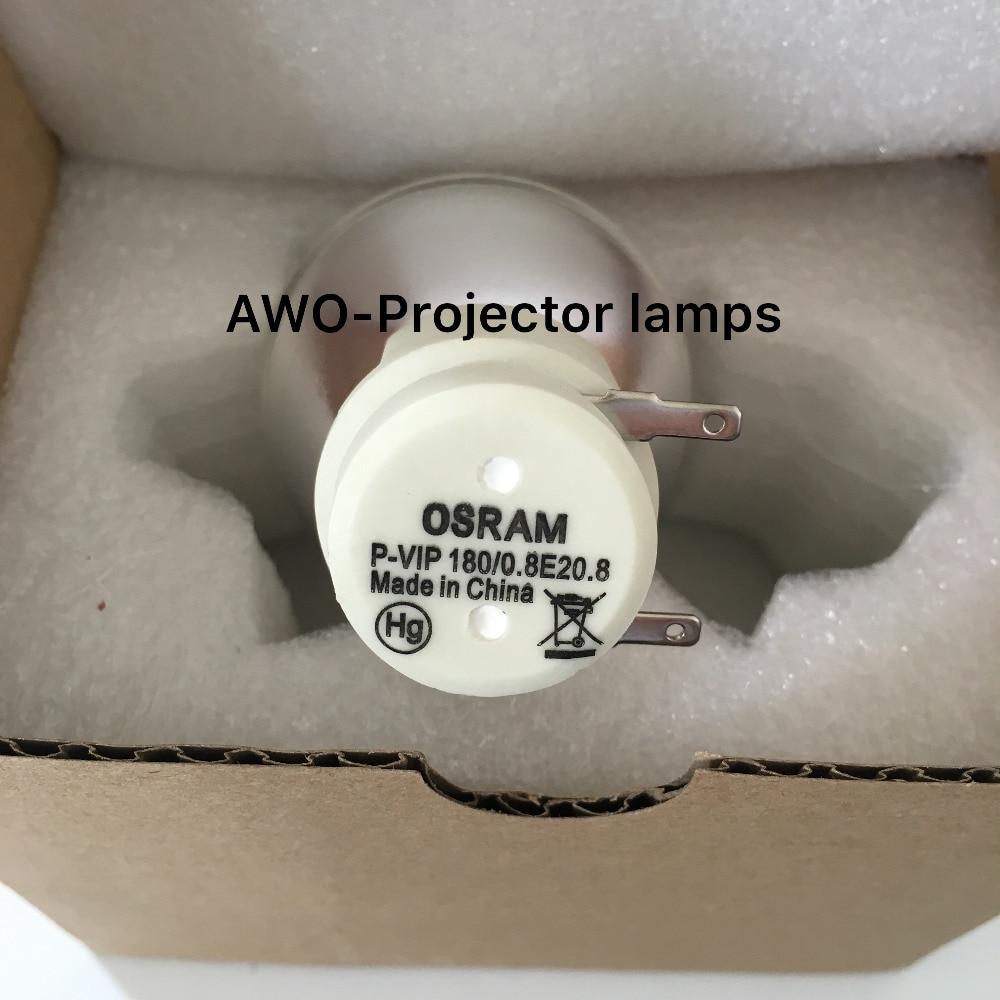 Новая лампочка Osram P-VIP 180/0.8 E20.8 для проекторов ACER BenQ Optoma VIEWSONIC