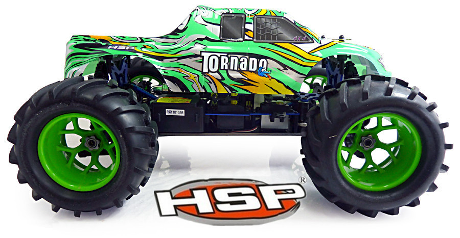 Hsp Baja 1 8 Scale Nitro Power Off Road Monster Truck 94083 Rtr Tornado Avalanche Boomwheel Titan Rancho 2 4g Rc Car Model Monster Claw Truck Sellingmonster Card Aliexpress
