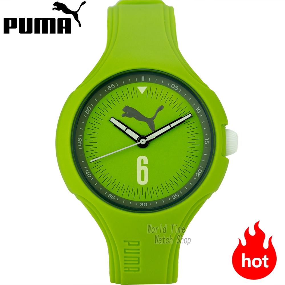 PUMA WATCH wave series of personalized printing standard dial movement female watch PU911201002 PU911201005 PU911201004 puma watch unlimited series of quartz electronic movement male watch pu911261001 pu103461002 pu103461015 pu103931001 pu910541016