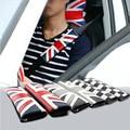 2 pcs Couro PU Assento de Carro Ombros Belt Pad para Mini Cooper one Clubman Countryman Cabrio R52 R50 R55 R56 R57 R60 R59 F55 F56