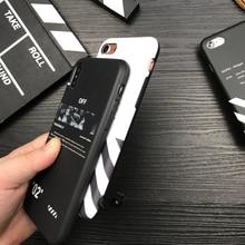 Hot Sport Stripes Phone Case iPhone 6 6s Plus 7 8 Plus X XR XS Max