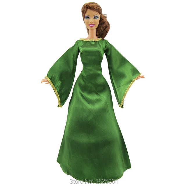 1 Stücke Märchen Outfit Kopie Prinzessin Merida Hochzeit