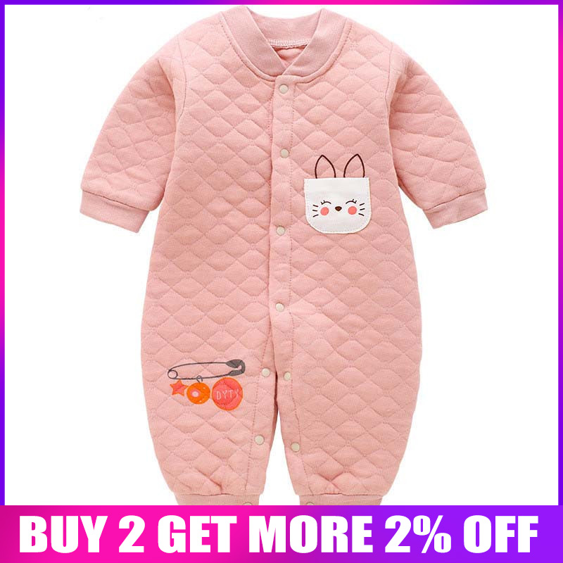 CLEARANCE SALE Sherpa Baby clothes winter Babies romper for newborn