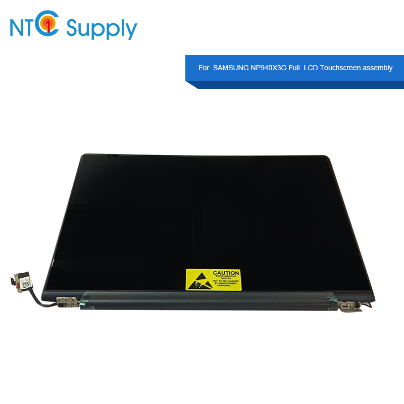MEIHOU For SAMSUNG <font><b>NP940X3G</b></font> X3K LCD Screen BA96-06680A LTN133YL01-M01 Full Touch LCD Original Good Function 13.3inch Assembly image