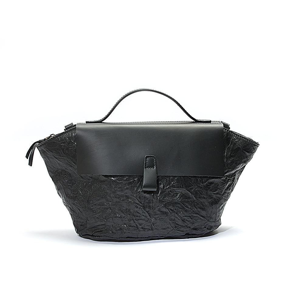 Women Luxury Brand Design Bags Genuine Leather Handbags Elegant Style Sheep Skin Crossbody Bag Fashion Totes Bolsa Female
