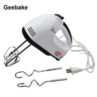 Geebake Kitchen Practical Creative Small Appliances Hand Egg Beaters Convenient Baking Tool